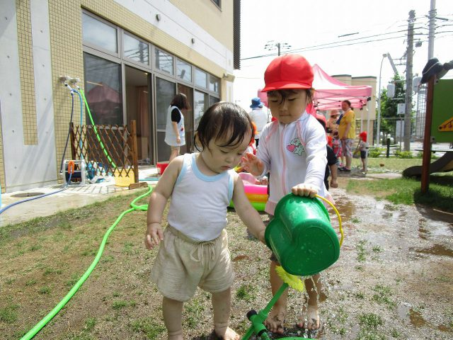 認定こども園 函館高砂保育園画像